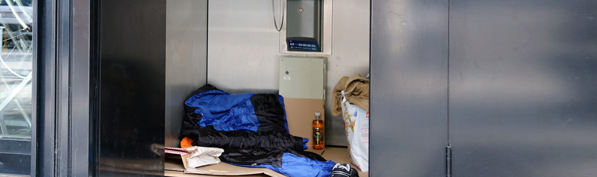 Obdachlos-header