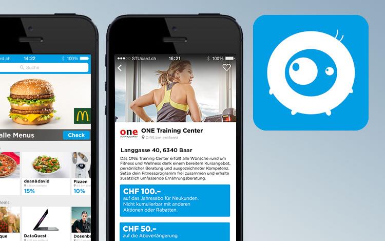 STUcard App