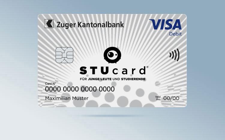 Maestro STUcard mit Hintergrund