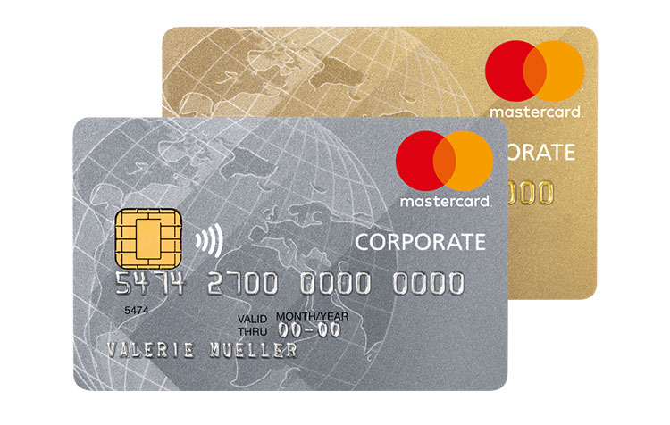 MasterCard Corporate Card