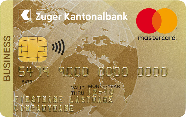MasterCard-Business-Gold-Karte