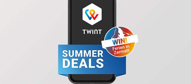TWINT Summer Deals