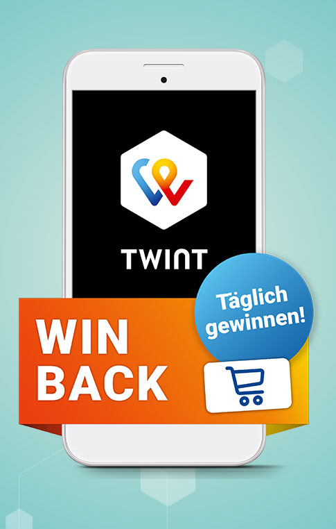 ZugerKB TWINT WIN BACK