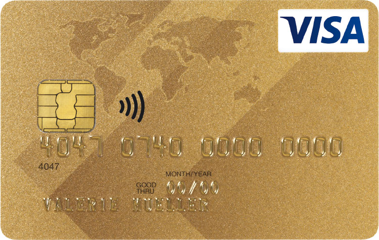 Visa Gold International